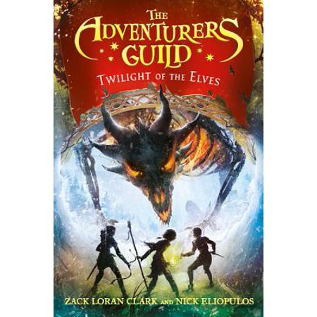 The Adventurers Guild #2 Twilight of the Elves (Hardcover) - The Guild Halloween