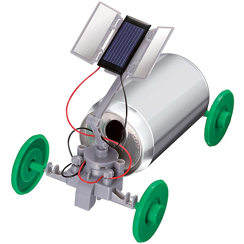 4M KidsLabs Solar Rover Science Kit, STEM