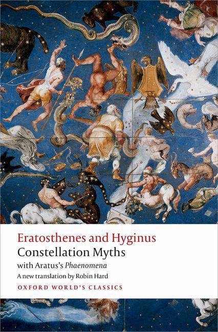 Constellation Myths With Aratus S