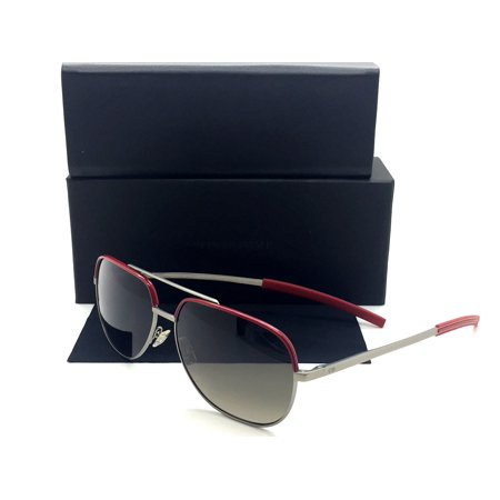 Christian Dior New Authentic Red Titanium Men Sunglasses DIOR 0165 S0ANHA  58 14 140
