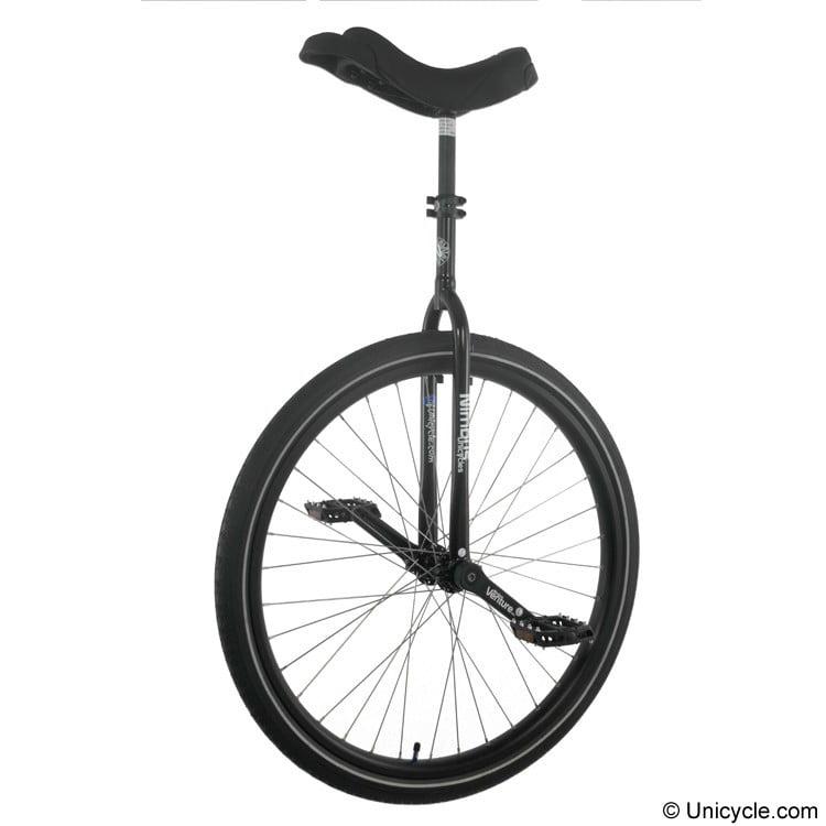 Nimbus 29 inch Road Unicycle - Black