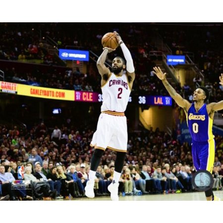 Kyrie Irving 2016 17 Action Photo Print