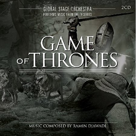 Music From Game Of Thrones (CD)](Game Halloween Music)