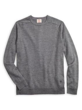 Raglan-Sleeve Merino Wool Sweater