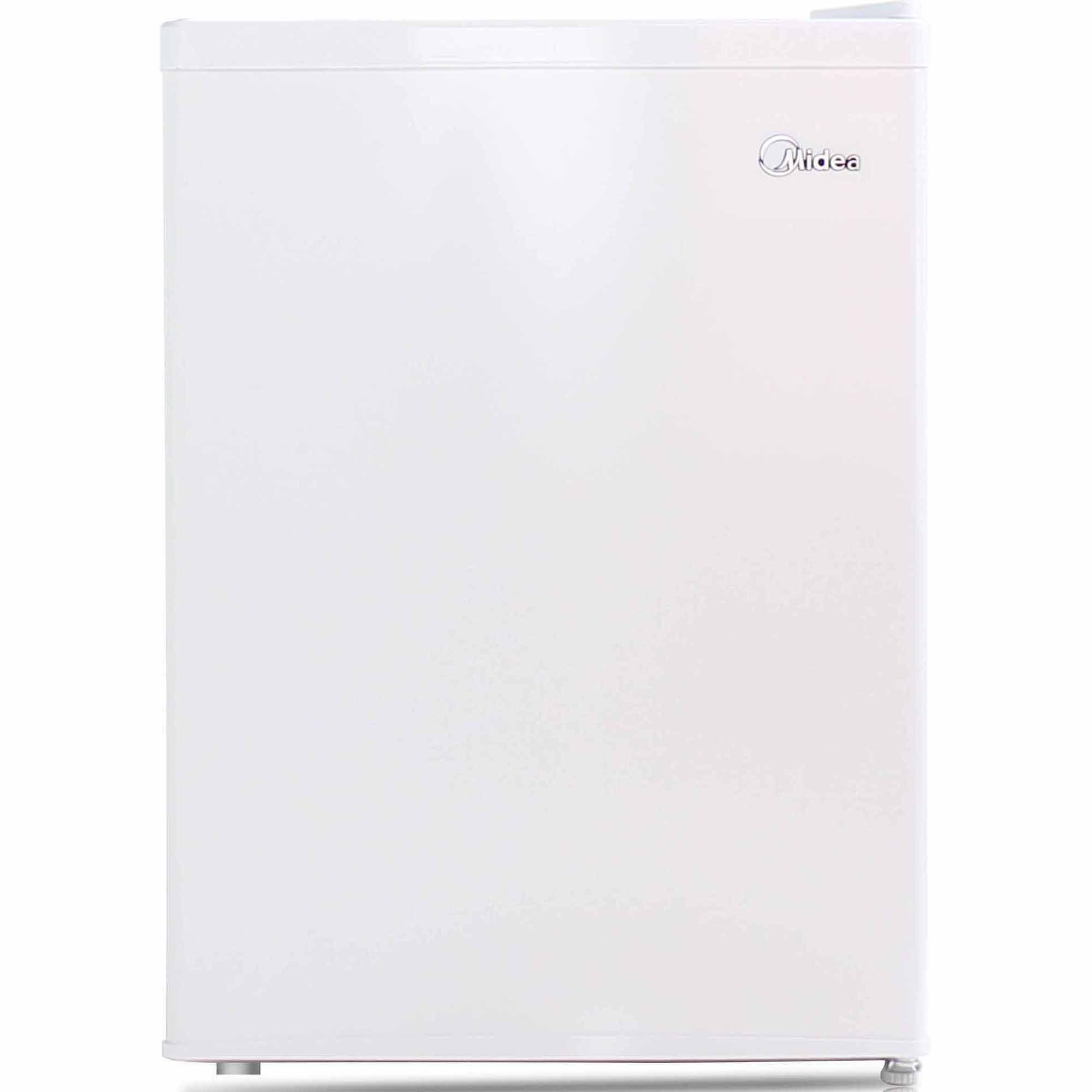 Midea 2.4 cubic foot, Compact Refrigerator, White