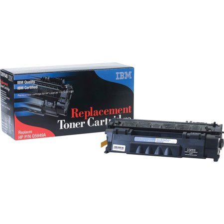 Turbon, IBMTG85P6480, IBM TG85P6480 Toner Cartridge, 1 Each - Ibm Toner Refill