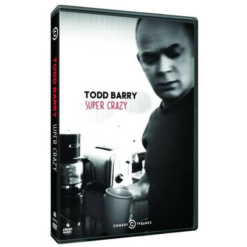 Todd Barry: Super Crazy