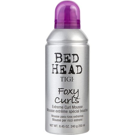 BED HEAD by Tigi - FOXY CURLS EXTREME CURL MOUSSE 8.45 OZ (PACKAGING MAY VARY) - UNISEX ()
