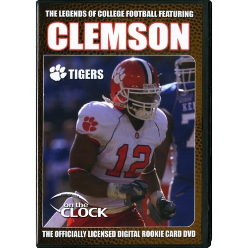 The Legends Of College Football Featuring: Clemson Tigers