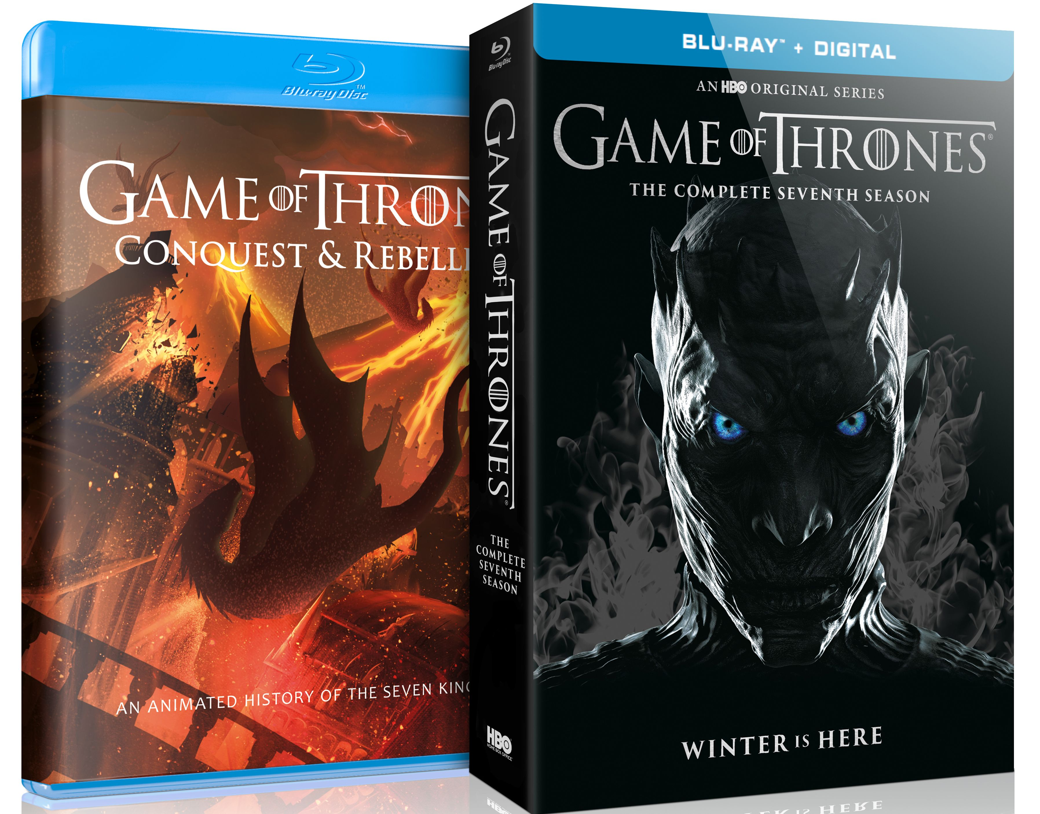 Game of Thrones: The Complete Seventh Season (Blu-ray + Digital HD) by