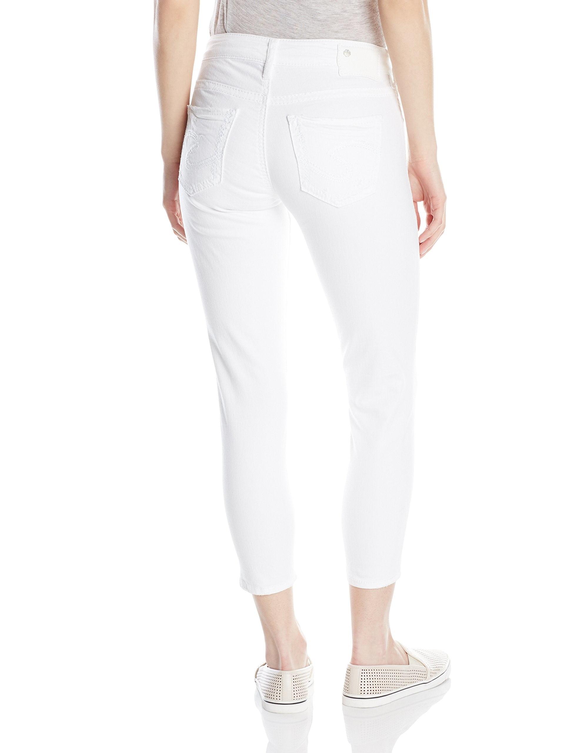 a4f8c65f2c943 SILVER JEANS - Silver Jeans Women s Size 31X24 Suki Super Stretch ...