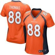 Demaryius Thomas Denver Broncos Nike Girls Youth Game Jersey - Orange
