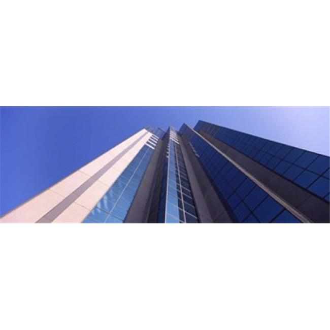Low angle view of an office building  Sacramento  California  USA Poster Print by  - 36 x 12 - image 1 of 1