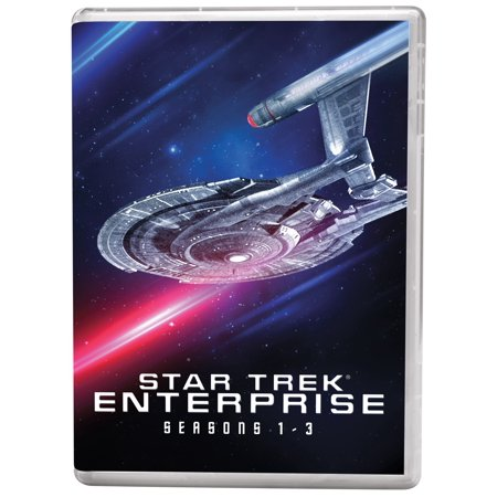 Star Trek: Enterprise: The Complete Series (DVD)