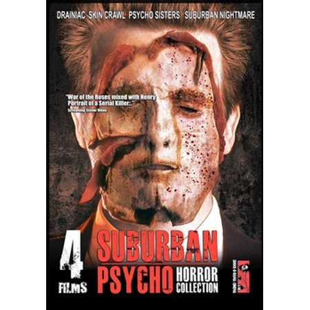 Suburban Psycho Horror Collection - Halloween Horror Nights Psycho