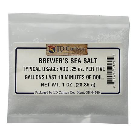 Brewers Sea Salt 1oz