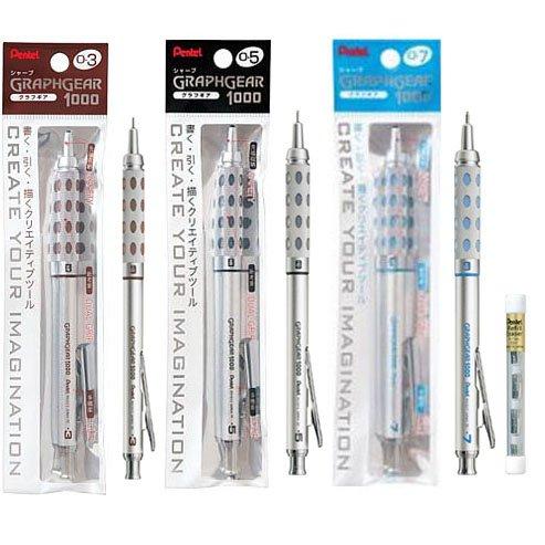 Pentel Art Craft Office School Supply Mechanical Pencil Z2-1N Eraser Refill