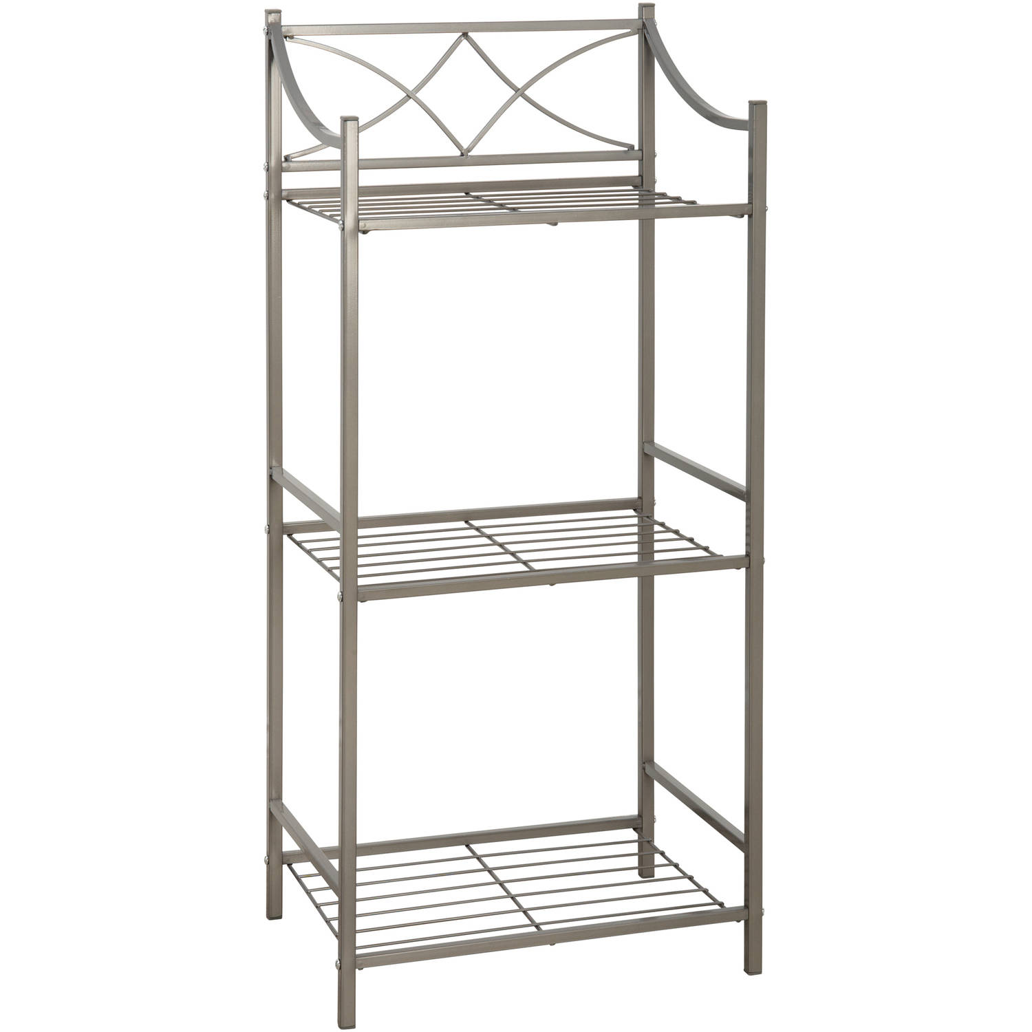Chapter Metal Bathroom Storage Stand