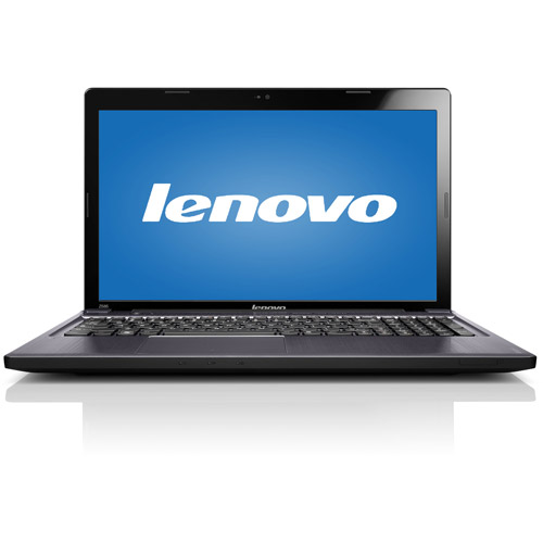 """Lenovo Black 15.6"""" IdeaPad Z585 59345759 Laptop PC with AMD A10-4600M Accelerated Processor and Windows 8 Operating System"""