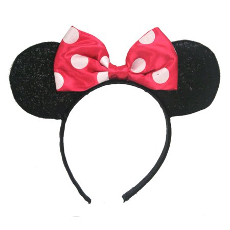 Accessory For Minnie Mouse (Minnie Mouse Ears)