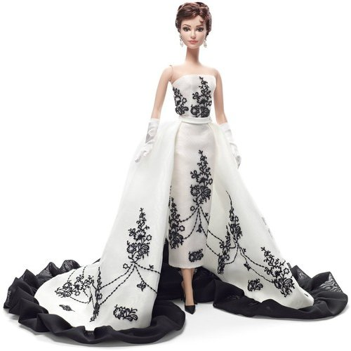Barbie Collector Audrey Hepburn Sabrina Doll by Barbie