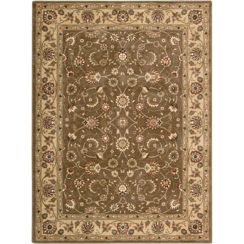 Nourison Somerset Exquisite Traditional Floral Rug