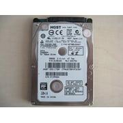 "HGST HTS547550A9E384 500GB 5.4K RPM 2.5"" 7mm SATA, (Certified Refurbished)"