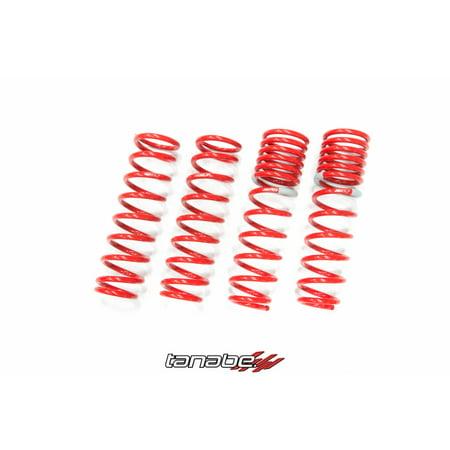 Tanabe Df210 Lowering Springs (Tanabe DF210 Lowering Springs for 97-01 Honda Prelude -)