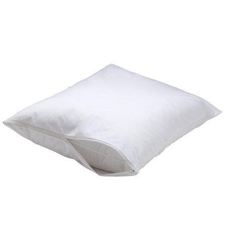Allerease Bedbug Allergy Protector Pillowcase Walmart Beauteous Allergy Pillow Covers Ratings