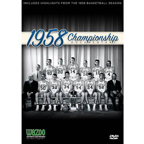 1958 NCAA Men's Basketball Championship: Kentucky Vs. Seattle