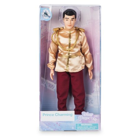 Disney Princess Classic Doll Prince Charming from Cinderella New with Box](Cinderella Classic)