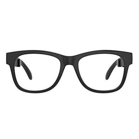 [Upgraded Version] Alien 5 Bone Conduction Glasses Bluetooth 4.1 Headphones Polarized Sunglasses Myopia Waterproof Wireless (Oliver Bonas Sunglasses)