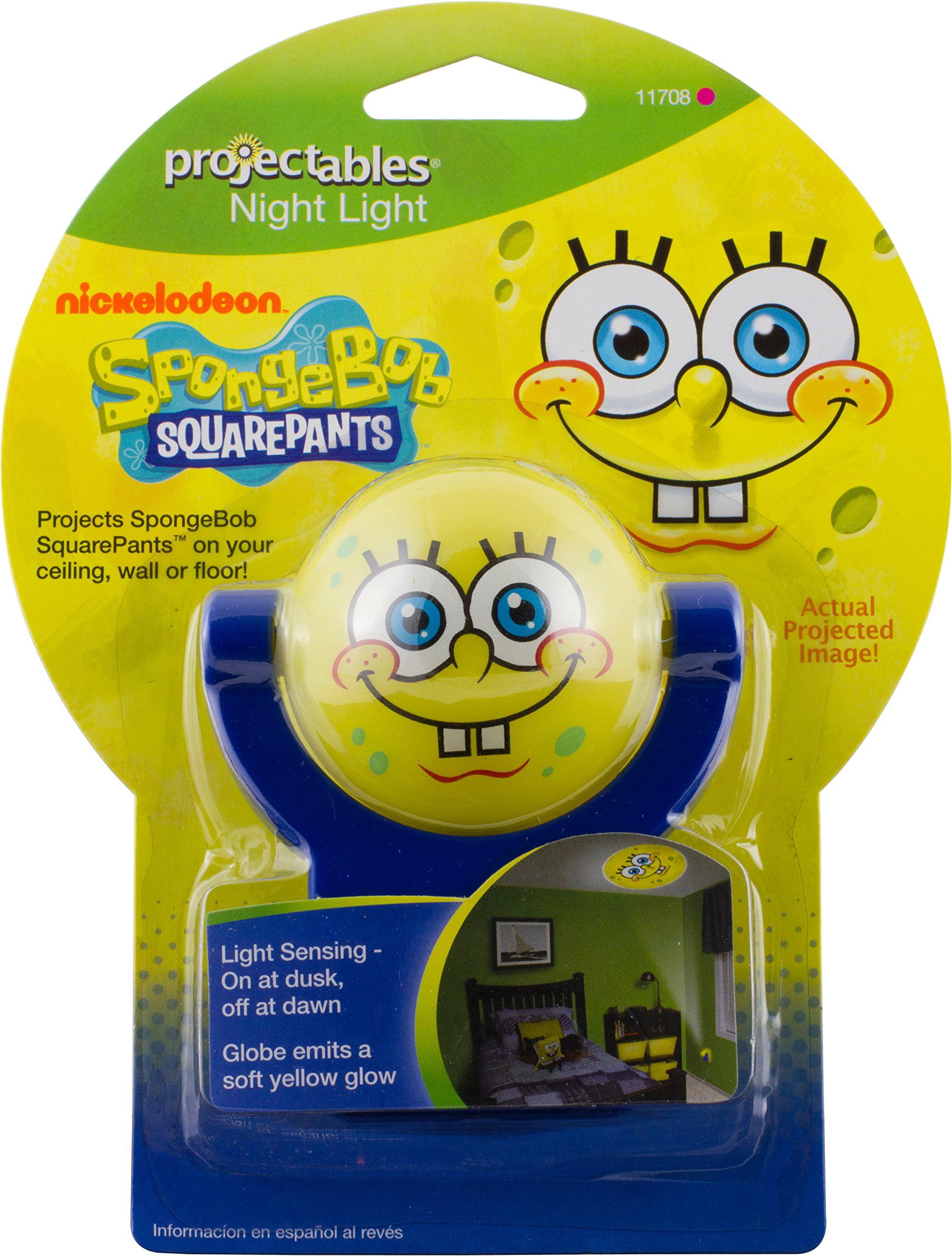 Projectables LED Plug-In Night Light, SpongeBob SquarePants by Jasco