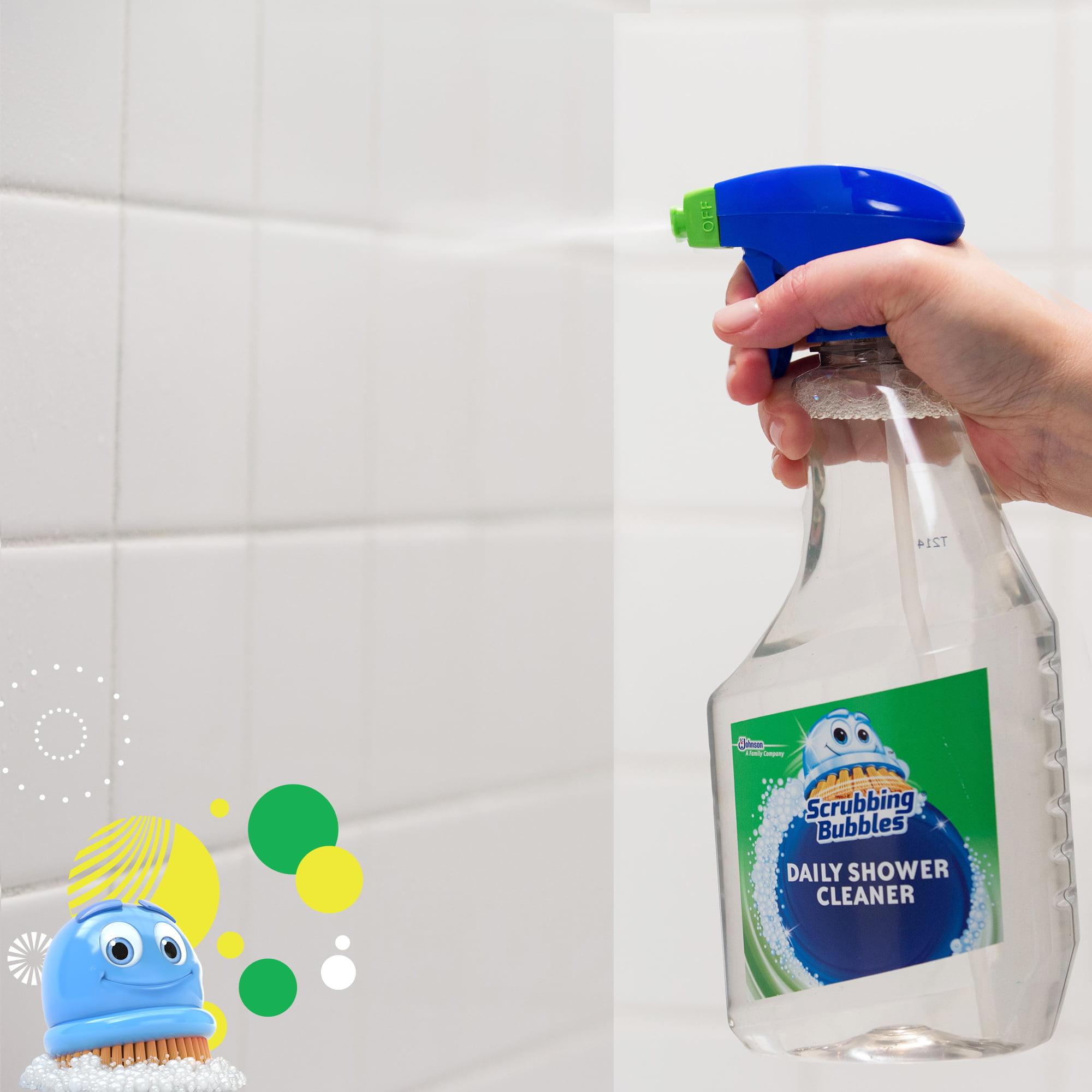 scrub free total bathroom cleaner