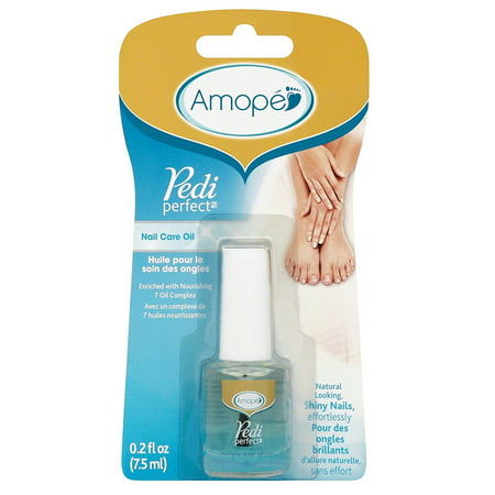 Amope Pedi Perfect Nail Care Oil 0.2 Oz (7.5ml) + Cat Line Makeup Tutorial