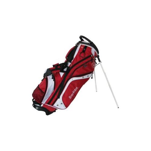 Tour Edge Golf Ht Max-d Stand Bag, Red/w