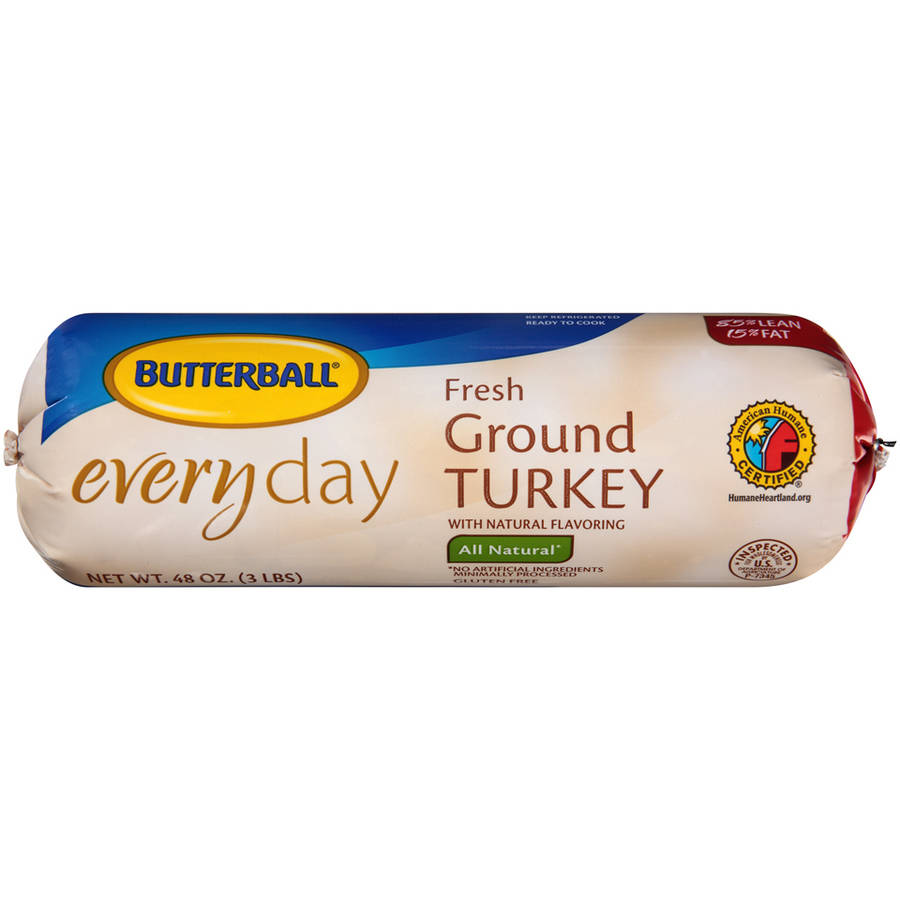 Butterball Everyday Fresh Ground Turkey, 48 oz