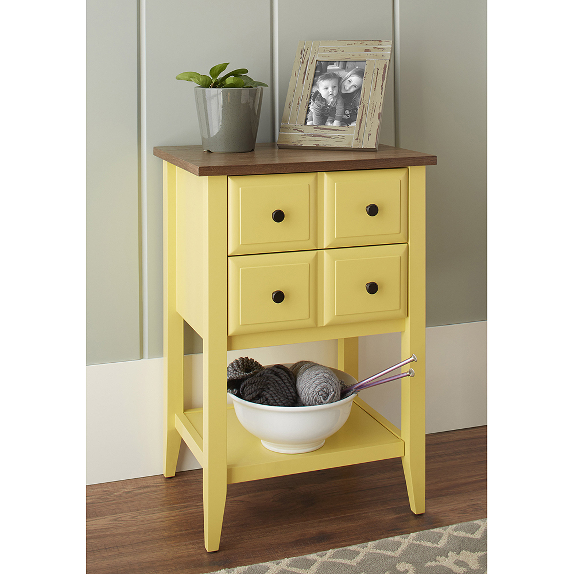Image of 10 Spring Street Alton Drawer Cabinet, Multiple Colors