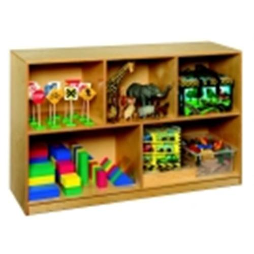 Childcraft Mobile Block And Toy Storage Unit