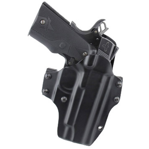 "Blade Tech Industries Eclipse Outside the Waistband Holster, Fits 1911 with 5"" Barrel, Right Hand, Black"