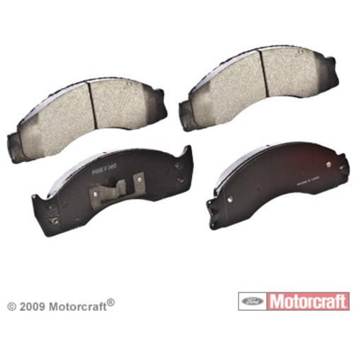 Motorcraft Brake Pads, #Br51
