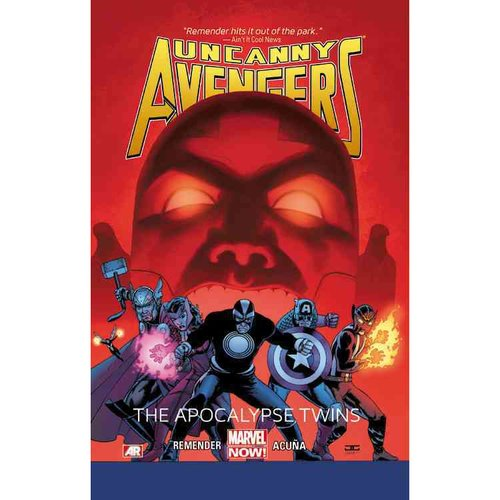 Uncanny Avengers 2: The Apocalypse Twins (Marvel Now!)