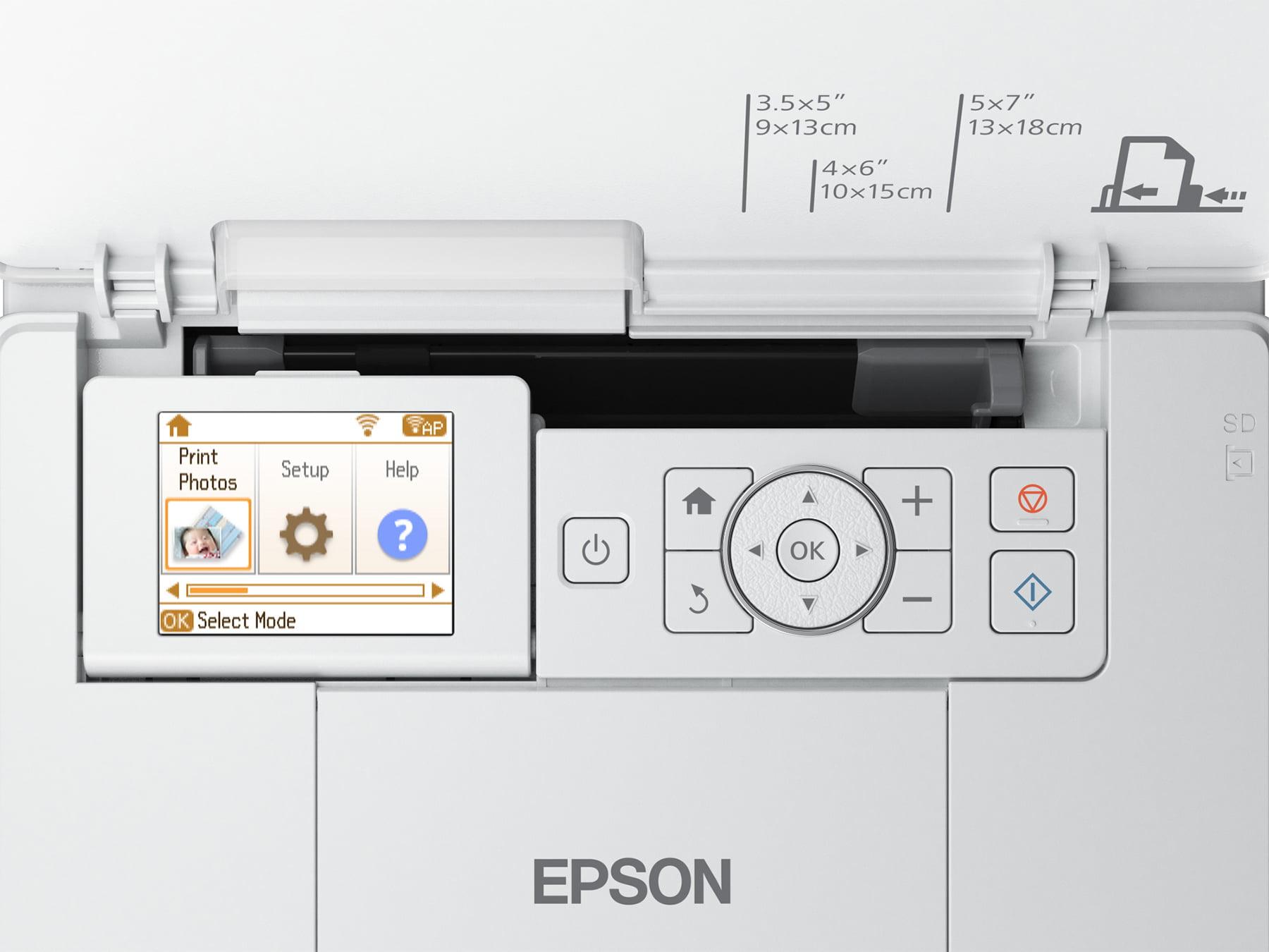 Epson Picturemate Pm 400 Compact Photo Printer Walmartcom