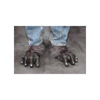 Adult Killer Grey Wold Feet Costume Accessory by Zagone Studios F1006