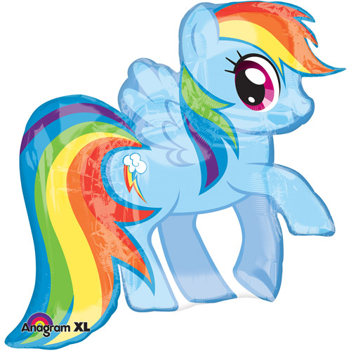 My Little Pony Rainbow Dash Balloon