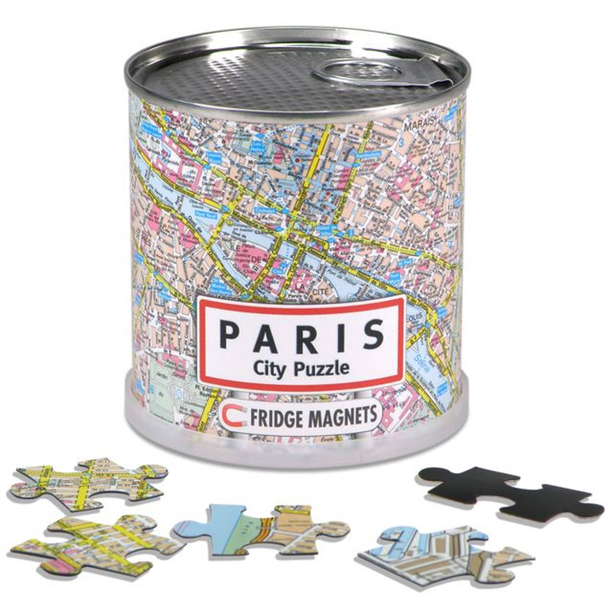 City Magnetic Puzzle, Paris