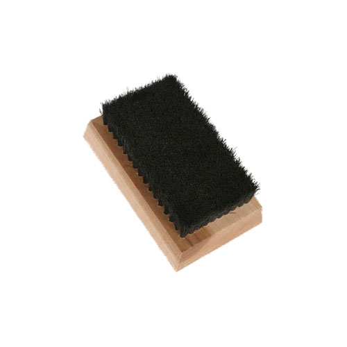 Horsehair Ski Snowboard Wax Brush 18 mm by RaceWax