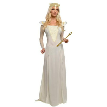 Womens Oz Classic Glinda Halloween Movie Costume - Halloween 2 Movie Cast