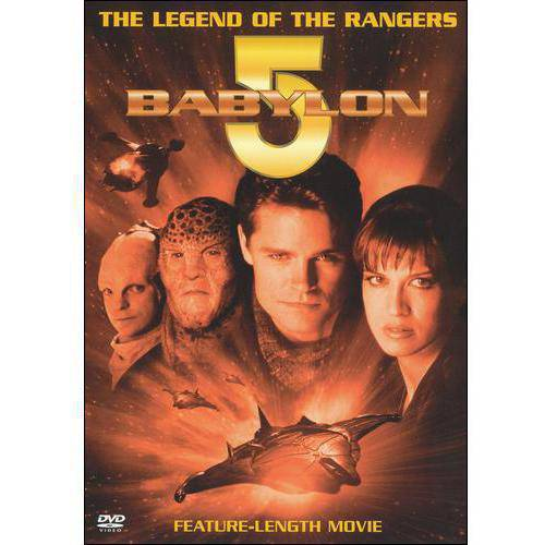 BABYLON 5-LEGEND OF THE RANGERS (DVD/WS-1.77/ENG-FR-SP SUB)