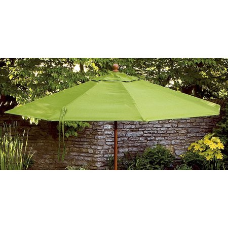 Oxford Garden Sunbrella 9' Market Umbrella